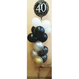 40 -tka balónová kytica