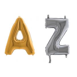 Fóliové písmená A-Z veľké