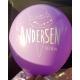 Tlač na balóny jednofarebná
