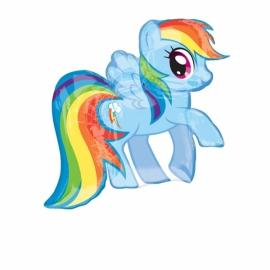 MAXI fóliový balón my little pony