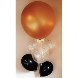 Svadobná kytica balónová