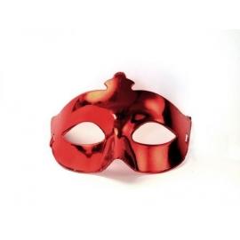 Škraboška červená