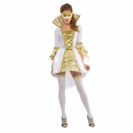 Kostým Benátska kráľovná f11731968a5