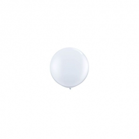 Guľatý balón rôzne farby