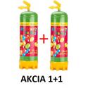 Héliová fľaša na 40 balónov (2x na 20 balónov)