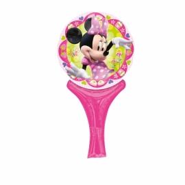 ručný fóliový balón minnie mouse