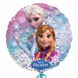 Foliový balón Frozen duo