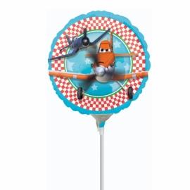 Mini fóliový balón Lietadlá