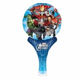 Ručný fóliový balónik Avengers