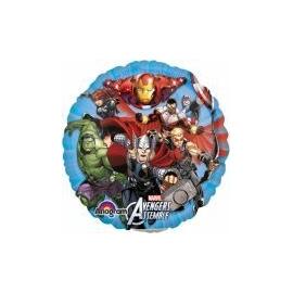 Mini Fóliový balón Avengers