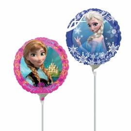 Mini fóliový balón Frozen
