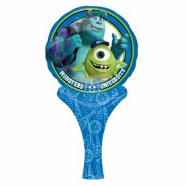 Ručný fóliový balónik Monsters University