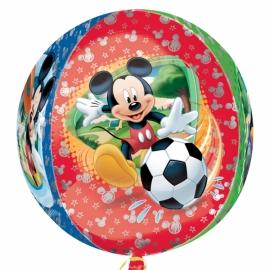 Foliový balón orbz Mickey Clubhouse
