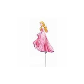 Mini fóliový balón Šípková Ruženka