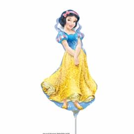 Mini foliový balón Snehulienka