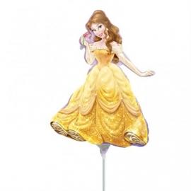 Mini fóliový balón Kráska