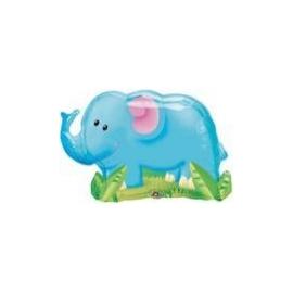 fóliový balón sloník