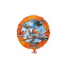 MAXi Foliový balón Lietadlá Fire