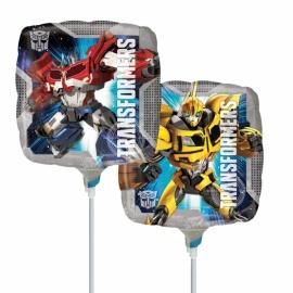 Mini foliový balón Transformers Duo