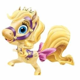 MAXI fóliový balón Rapunzel Pony Blondie