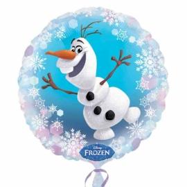 Foliový balón Olaf