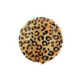 fóliový balón leopard vzor