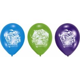 Balóny Ninja korytnačky