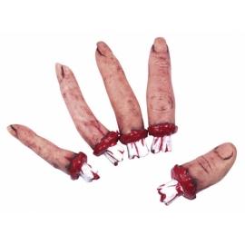 krvavé prsty - repliky