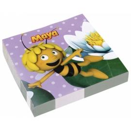 Včielka Maja Servítky
