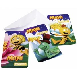Včielka Maja pozvánky