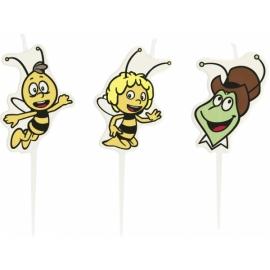 Včielka Maja sviečky