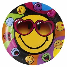 Tanier veľký Smiley Express Yourself