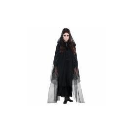 Kostým čierna pani Gothic
