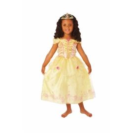 Karnevalový kostým princezná Gold M