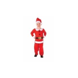 Kostým Santa Claus 3-5 rokov