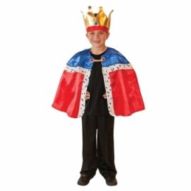 Kostým kráľ 3-7 rokov
