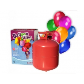 Hélium - fúkanie balónov, fľaše... Iné - Balónové kytice, potlač
